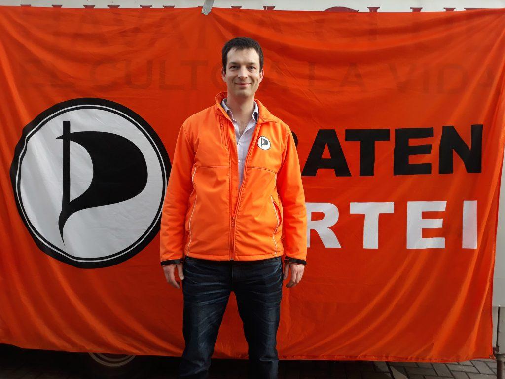 Christian Horn unser Kandidat für den Wahlkreis um Meiningen